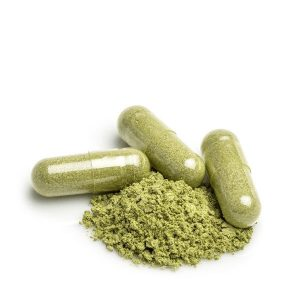Doctor Seaweed's Weed & Wonderful Seaweed in capsules, organic, natural iodine source