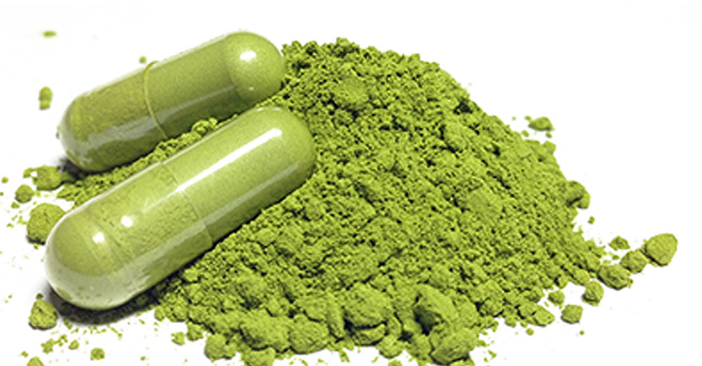 seaweed supplement capsule organic, health, source of iodine