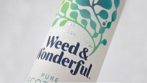 Organic Pure Scottish Seaweed Infused Rapeseed Oil. Vegan Oil. Kosher oil.