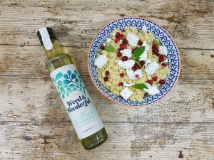 couscous recipe pure seaweed infused oil, kosher, vegan, organic, Scottish
