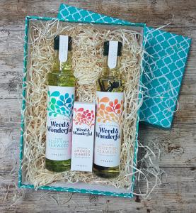 Weed & Wonderful Seaweed Infused Oils Gift Set