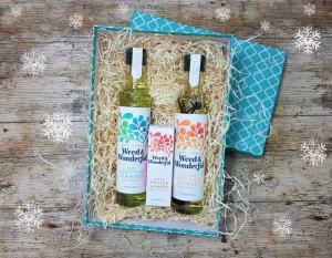 Weed & Wonderful seaweed Christmas gift set